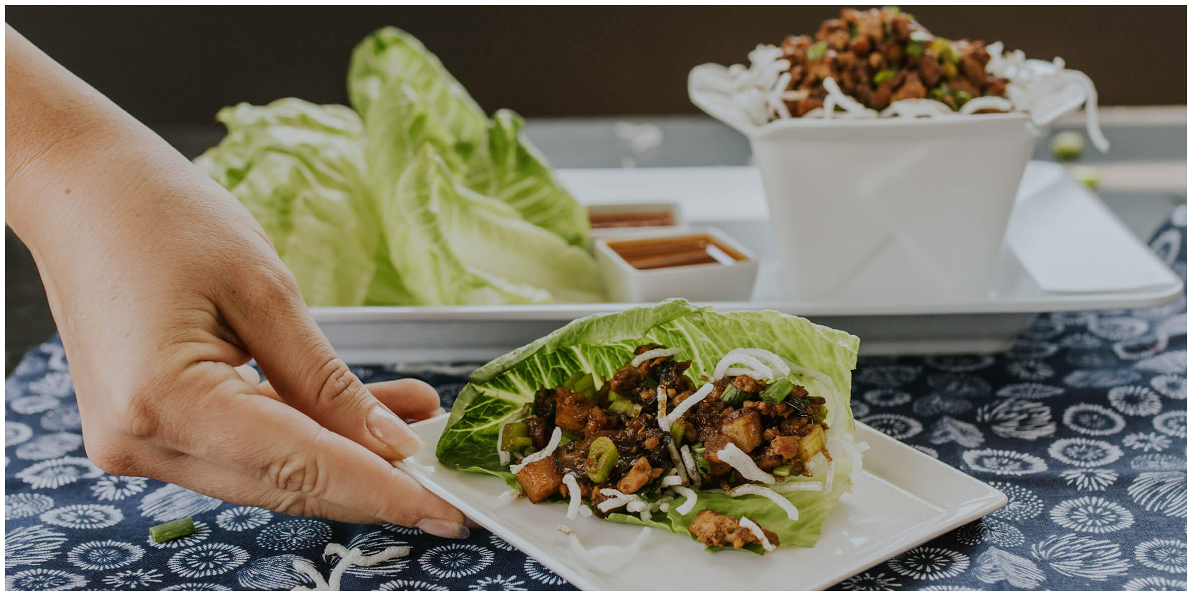 Chang's Lettuce Wraps